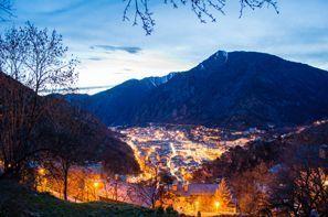 Auton vuokraus Andorra La Vella, Andorra