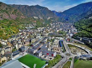 Autonvuokraus Andorra