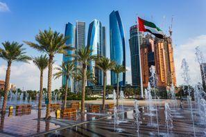 Auton vuokraus Abu Dhabi, Arabiemiraatit