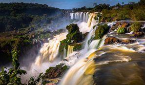 Auton vuokraus Iguazu, Argentiina
