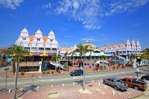 Auton vuokraus Oranjestad, Aruba