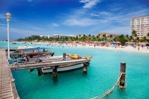 Auton vuokraus Palm Beach, Aruba