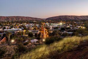 Auton vuokraus Alice Springs, Australia