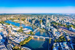 Auton vuokraus Brisbane, Australia