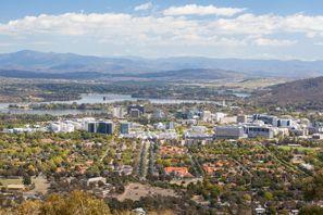 Auton vuokraus Canberra, Australia