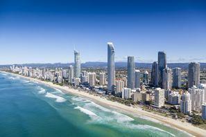 Auton vuokraus Gold Coast, Australia