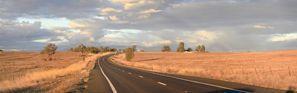 Auton vuokraus Gunnedah, Australia
