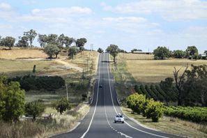 Auton vuokraus Mudgee, Australia