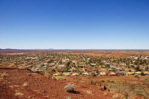 Auton vuokraus Newman, Australia