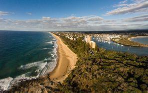 Auton vuokraus Sunshine Coast, Australia