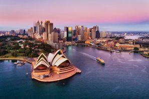 Auton vuokraus Sydney, Australia