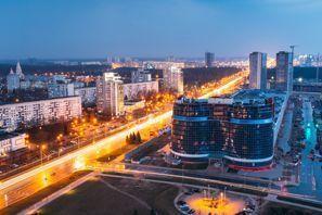 Auton vuokraus Minsk, Belarus