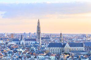Auton vuokraus Antwerp, Belgia