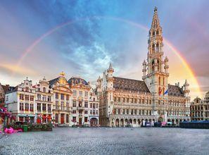 Auton vuokraus Bryssel, Belgia