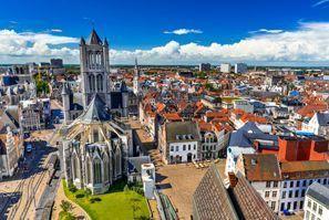 Auton vuokraus Ghent, Belgia