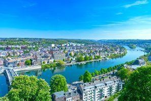 Auton vuokraus Namur, Belgia