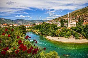Auton vuokraus Mostar, Bosnia