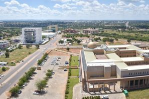 Auton vuokraus Gaborone, Botswana