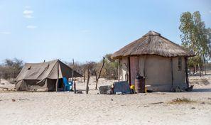 Auton vuokraus Maun, Botswana