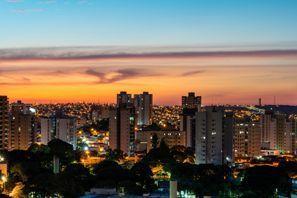 Auton vuokraus Bauru, Brasilia