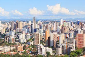 Auton vuokraus Curitiba, Brasilia