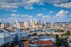 Auton vuokraus Diadema, Brasilia
