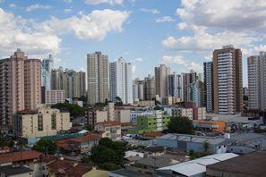Auton vuokraus Goiania, Brasilia