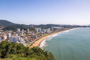 Auton vuokraus Itajai, Brasilia