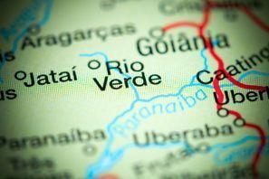 Auton vuokraus Rio Verde, Brasilia