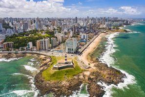 Auton vuokraus Salvador, Brasilia