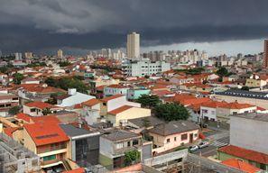 Auton vuokraus Sao Caetano do Sul, Brasilia