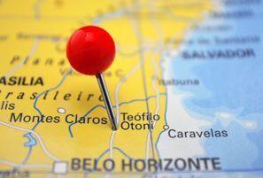 Auton vuokraus Teofilo Otoni, Brasilia
