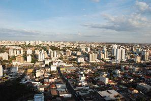 Auton vuokraus Uberlandia, Brasilia