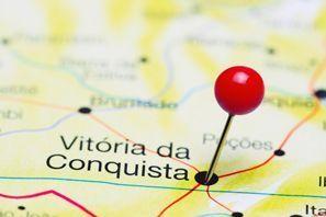 Auton vuokraus Vitoria da Conquista, Brasilia