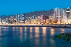 Auton vuokraus Antofagasta, Chile