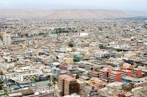 Auton vuokraus Arica, Chile