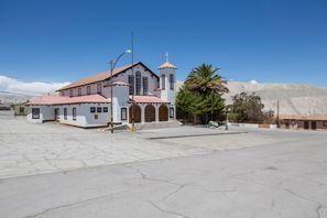 Auton vuokraus Calama, Chile