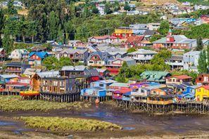 Auton vuokraus Castro, Chile