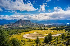 Auton vuokraus Coyhaique, Chile