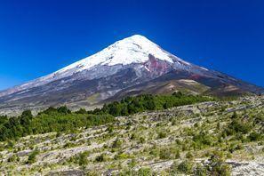 Auton vuokraus Osorno, Chile