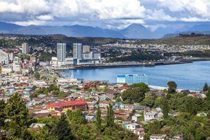 Auton vuokraus Puerto Montt, Chile