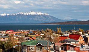 Auton vuokraus Puerto Natales, Chile