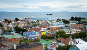 Auton vuokraus Punta Arenas, Chile