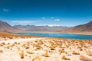 Auton vuokraus San Pedro de Atacama, Chile