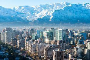 Auton vuokraus Santiago, Chile