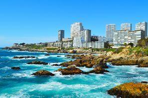 Auton vuokraus Vina Del Mar, Chile