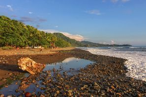 Auton vuokraus Dominical, Costa Rica