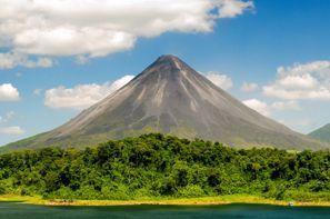 Auton vuokraus La Fortuna, Costa Rica