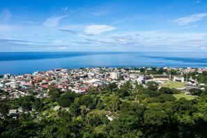 Auton vuokraus Roseau, Dominica