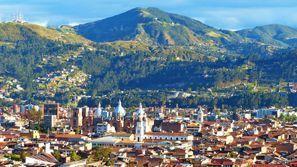 Auton vuokraus Cuenca, Ecuador